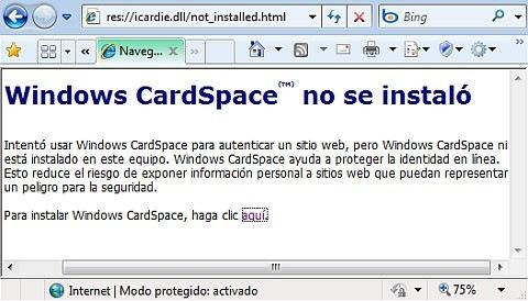 IEcardspaceBug